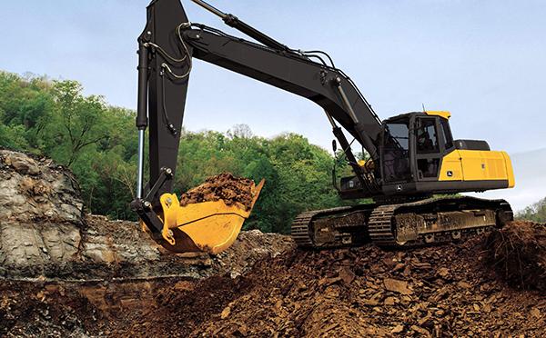 挖掘机维护